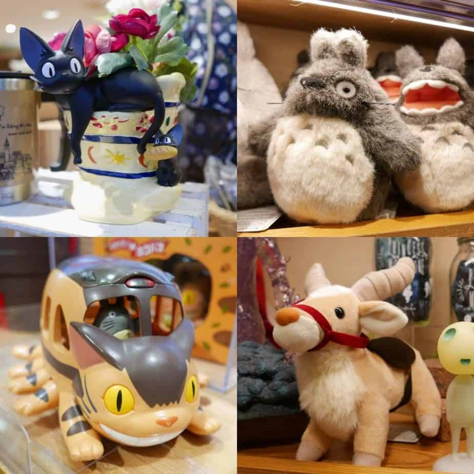 Where to Buy Studio Ghibli Merchandise in Japan