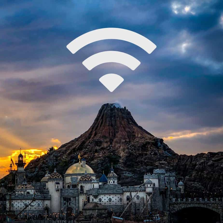 How to Use the Free Tokyo Disney Resort Wi-Fi