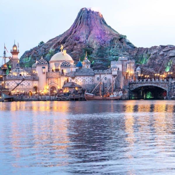 Tokyo DisneySea 2019