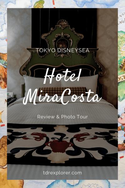 Tokyo DisneySea Hotel MiraCosta Hotel Review
