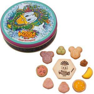 Assorted Cookies Tokyo Disney Summer Merchandise