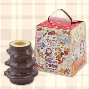 Baumkuchen Duffy and Friends Autumn Merchandise 2019