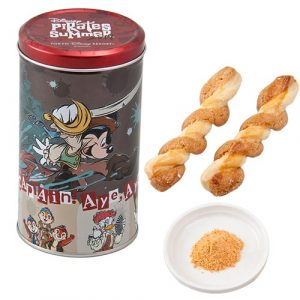 Bread Stick Snacks Tokyo Disney Resort Summer Merchandise