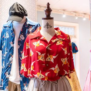 Button Up Shirt Tokyo Disney Resort