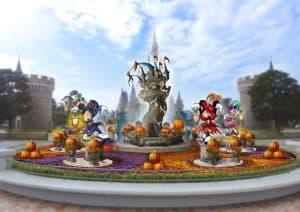 Decorations Tokyo Disneyland Halloween 2019