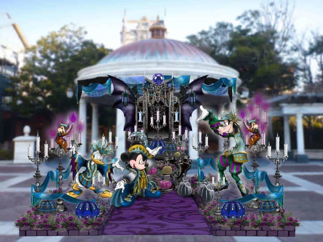 Halloween In Disneyland 2019.Disney Halloween 2019 At Tokyo Disney Resort Tdr Explorer