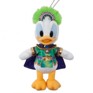 Donald Plush Badge Donald's Hot Jungle Summer