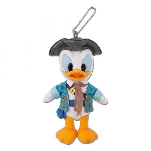 Donald Plush Badge Tokyo Disney Resort Summer Merchandise