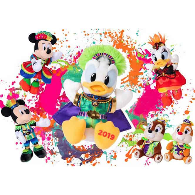 Donald's Hot Jungle Summer Merchandise 2019 at Tokyo Disneyland