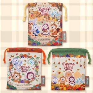 Drawstring Bags Duffy Merchandise Tokyo Disney Resort 2019