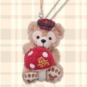 Duffy Plush Strap Delightful Autumn Woods Merchandise