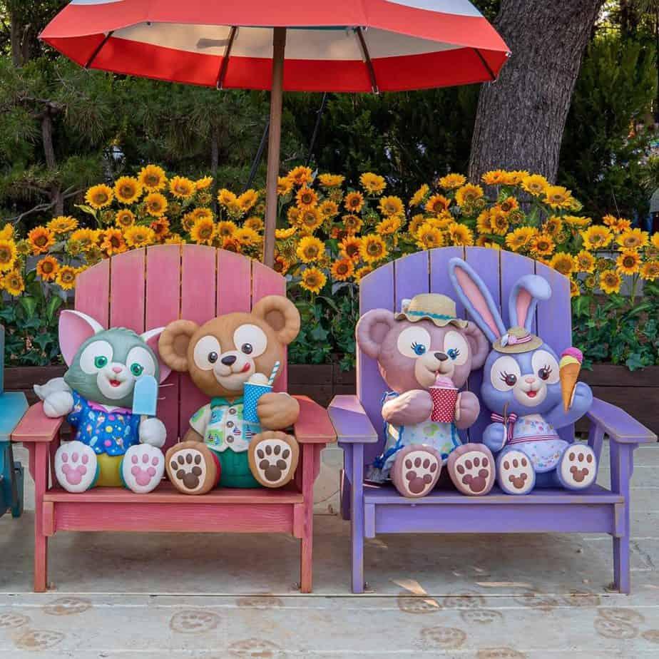 Duffy's Sunny Fun Event at Tokyo DisneySea