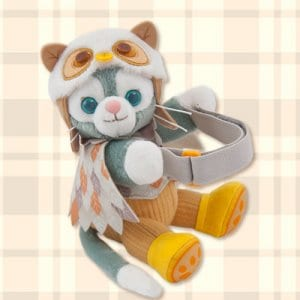Gelatoni Plush Doll Delightful Autumn Woods Merchandise