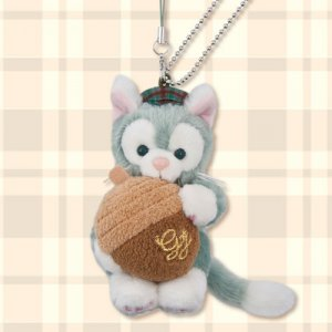 Gelatoni Plush Strap Delightful Autumn Woods Merchandise