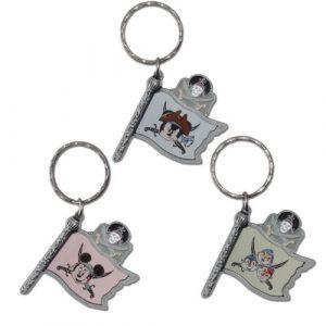 Keychain Set Tokyo Disney Resort Summer Merchandise