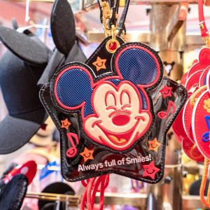 Mickey Mouse Passcase Tokyo Disney Resort