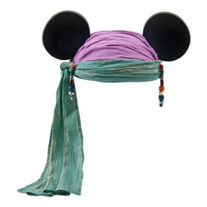 Pirate's Ear Hat Tokyo DisneySea Pirates Summer Merchandise 2019