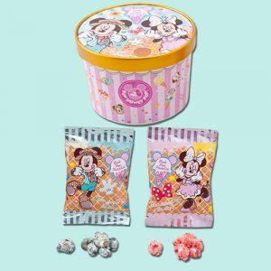 Popcorn Tokyo Disney Merchandise Pink