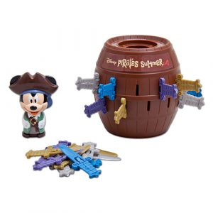 Popup Pirate Game Tokyo DisneySea Pirates Summer Merchandise 2019