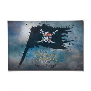 Postcard Tokyo DisneySea Pirates Summer Merchandise 2019