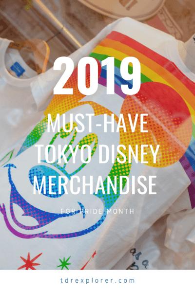 Pride Merchandise Tokyo Disney Resort Pinterest