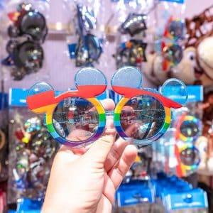 Rainbow Sunglasses Tokyo Disney Resort