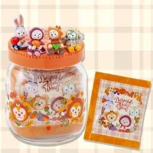 Royal Milk Tea Duffy and Friends Autumn Merchandise 2019