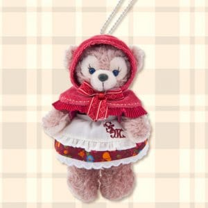 Shellie May Plush Badge Delightful Autumn Woods Merchandise