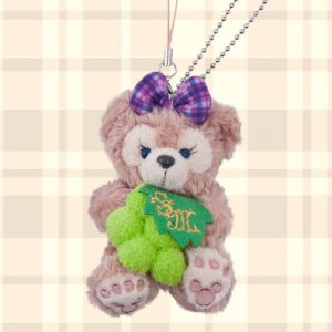 Shellie May Plush Strap Delightful Autumn Woods Merchandise