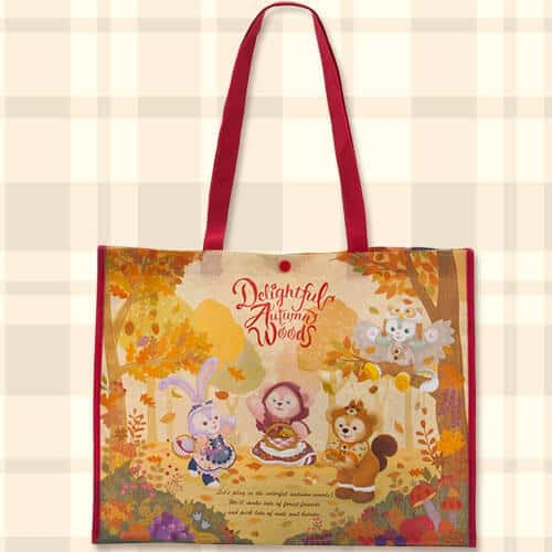 Shopping Bag Duffy Merchandise Tokyo Disney Resort 2019