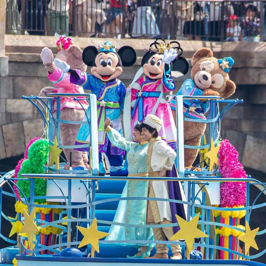 Tokyo Disney Resort Tanabata Days 2019
