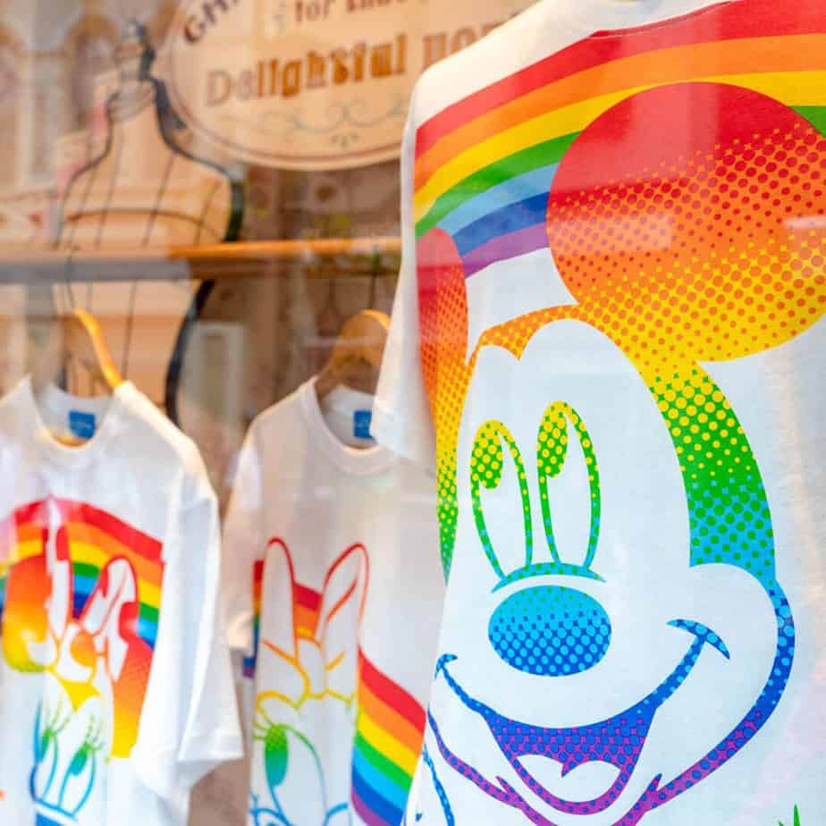 Must-Have Tokyo Disney Merchandise for Pride Month