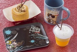 Tokyo DisneySea Pirates Summer Menu