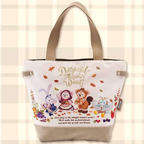 Tote Bag Duffy Merchandise Tokyo Disney Resort 2019