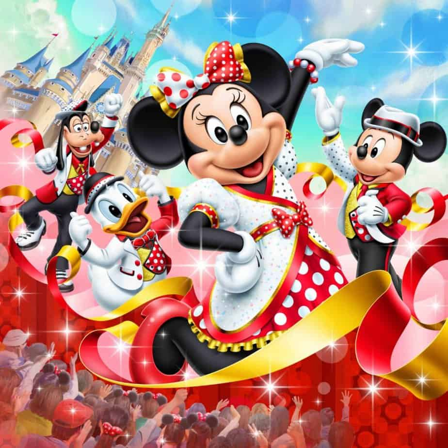Very Very Minnie! Event Coming to Tokyo Disneyland
