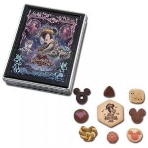 Assorted Cookies Disney Halloween Merchandise 2019
