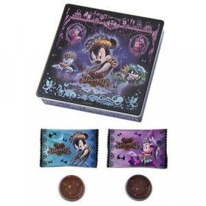 Chocolates Tokyo DisneySea Halloween 2019