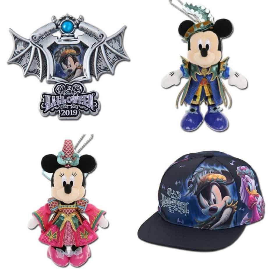 Tokyo DisneySea Halloween Merchandise 2019