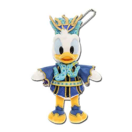 Donald Plush Badge Tokyo DisneySea Halloween 2019