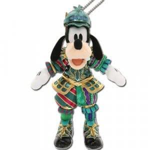 Goofy Plush Badge Tokyo DisneySea Halloween 2019