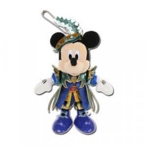 Mickey Plush Badge Tokyo DisneySea Halloween 2019