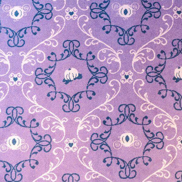 Cinderella Carpet Pattern