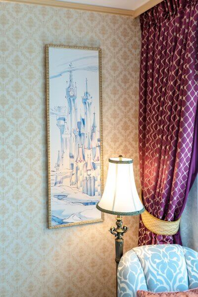 Cinderella Castle Portrait