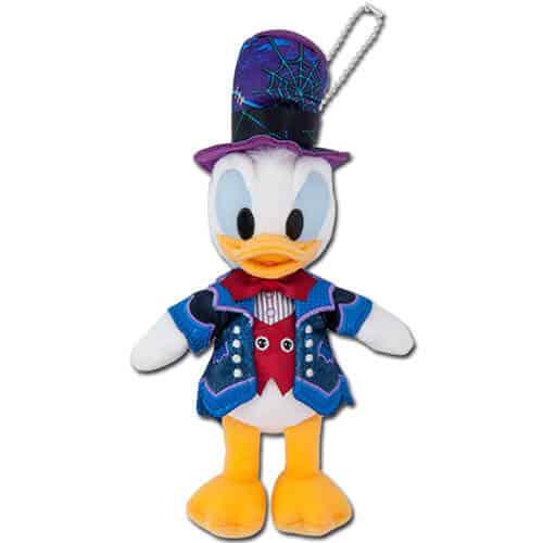 Donald Plush Badge Tokyo Disney Merchandise 2019