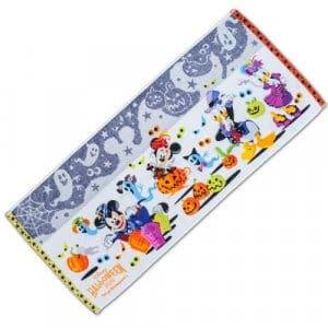 Face Towel Tokyo Disneyland Halloween 2019