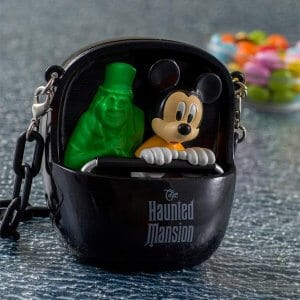 Haunted Mansion Candy Case with Chocolate Candy