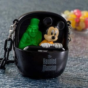 Haunted Mansion Candy Case with Gummies