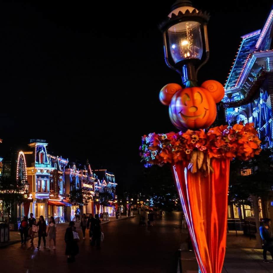 Hong Kong Disneyland Halloween Guide 2019