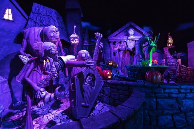 Journey to Halloween Town Hong Kong Disneyland