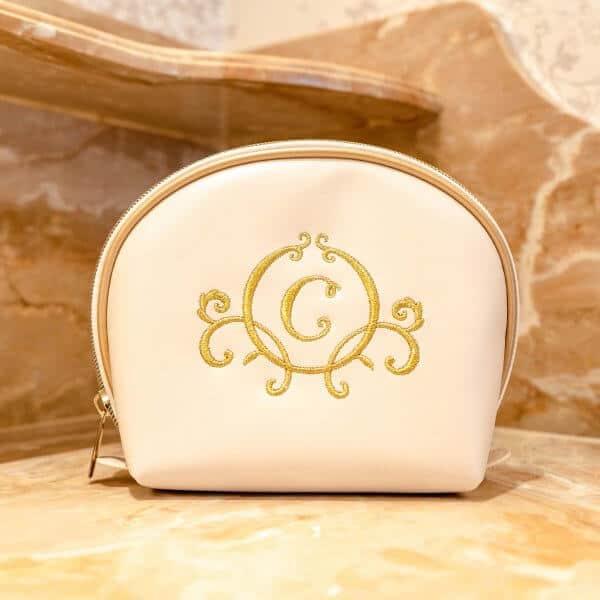 Kingdom Club Cinderella Suite Amenities Pouch